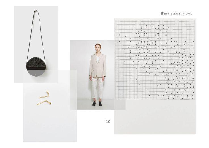 earrings - marie - Anna Lawska Jewellery