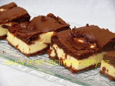 Tvarohový gofio koláč