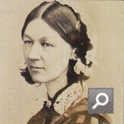 Florence Nightingale lesson from National Archives