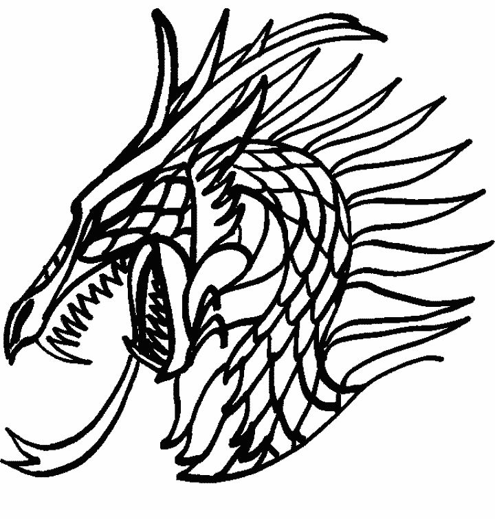 dragon fantasy coloring page for kids and adults from cartoons coloring pages dragon fantasy coloring pages