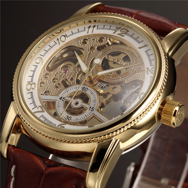 ORKINA Men's Golden Steel Case Leather Strap Skeleton Automatic erkek kol saati Mechanical Watch mens watches top brand luxury Nail That Deal http://nailthatdeal.com/products/orkina-mens-golden-steel-case-leather-strap-skeleton-automatic-erkek-kol-saati-mechanical-watch-mens-watches-top-brand-luxury/ #shopping #nailthatdeal