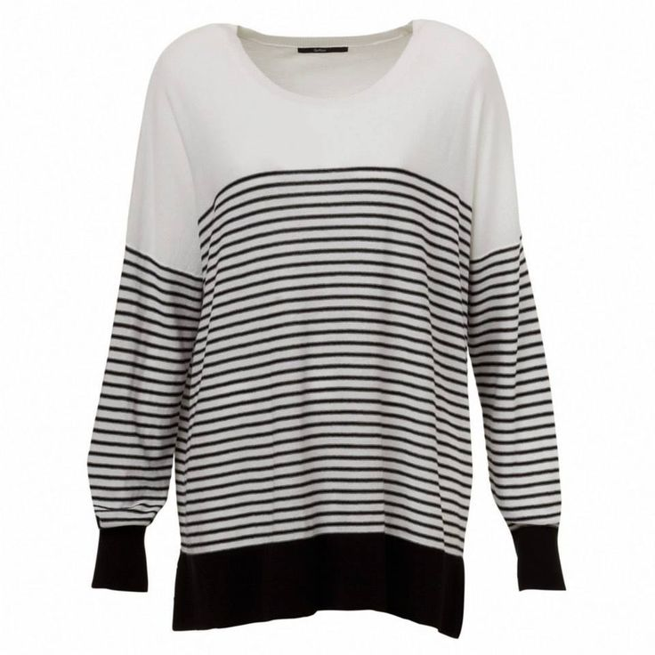 Sportsgirl - Stripe Cotton Jumper