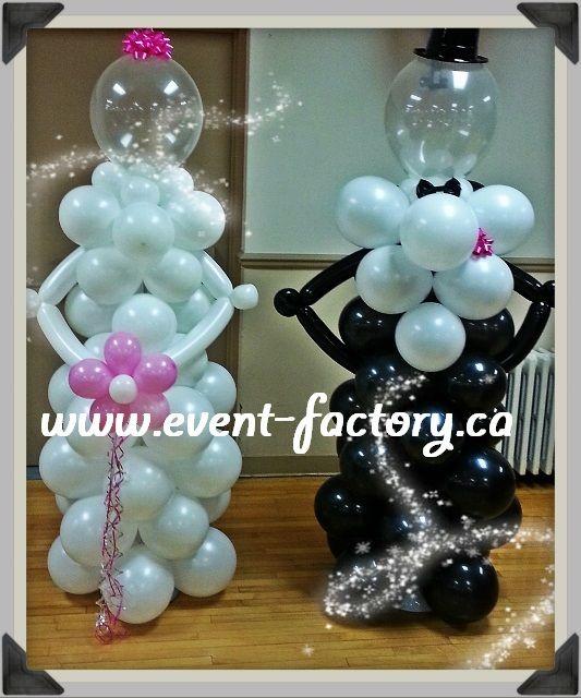 weding balloons