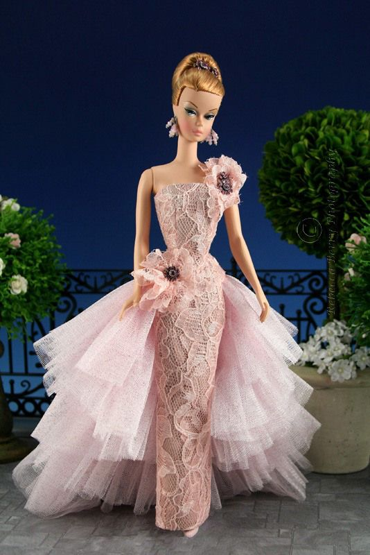Celebrating One of a Kind Barbies