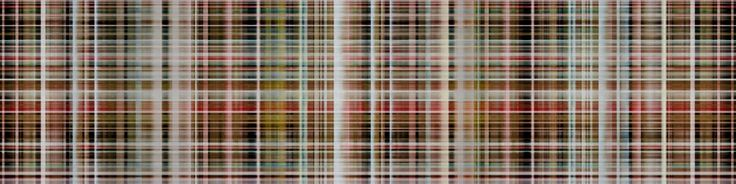 Клетка в современном переосмыслении: рулонный ковёр из коллекции broadloom - Tartan Haze. Дизайн Марселя Вандерса. Размер: ширина 400 см. Доступно несколько цветовых вариантов исполнения!