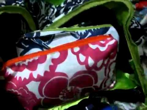 How I Pack my JuJuBe Be Prepared Diaper Bag - For 2 Kids in Cloth Diapers