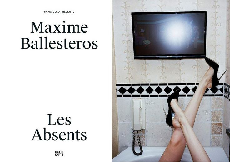 French photographer Maxime Ballesteros is publishing his first monography, Les Absents. We met him for an interview on the occasion of his book launch