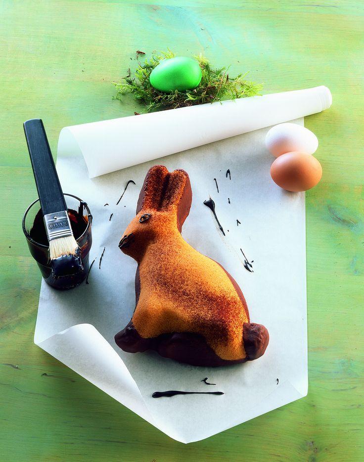 #Forma do pieczenia - #Zając 0,5L - #decosalon #design #dizajn #kaiser #baking #wielkanoc #easter #kitchenaccessories #kitchen #accessories #form #kuchnia #akcesoria #wiosna #spring #hare www.decosalon.pl