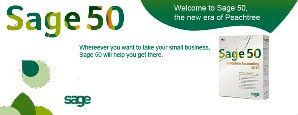 Sage 50 (Peachtree) Accounting Software