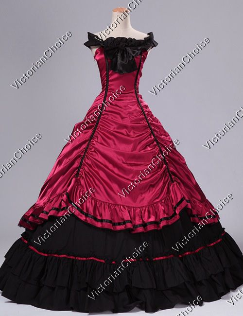 Opinion, you southern belle ball gown victorian dress