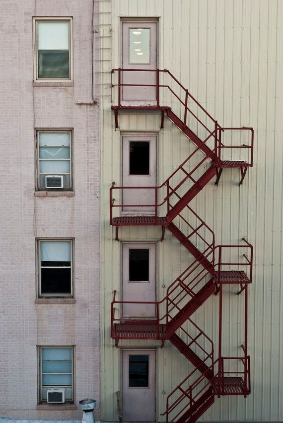 Image Result For Fire Escape Stair Stairs And Conveyors