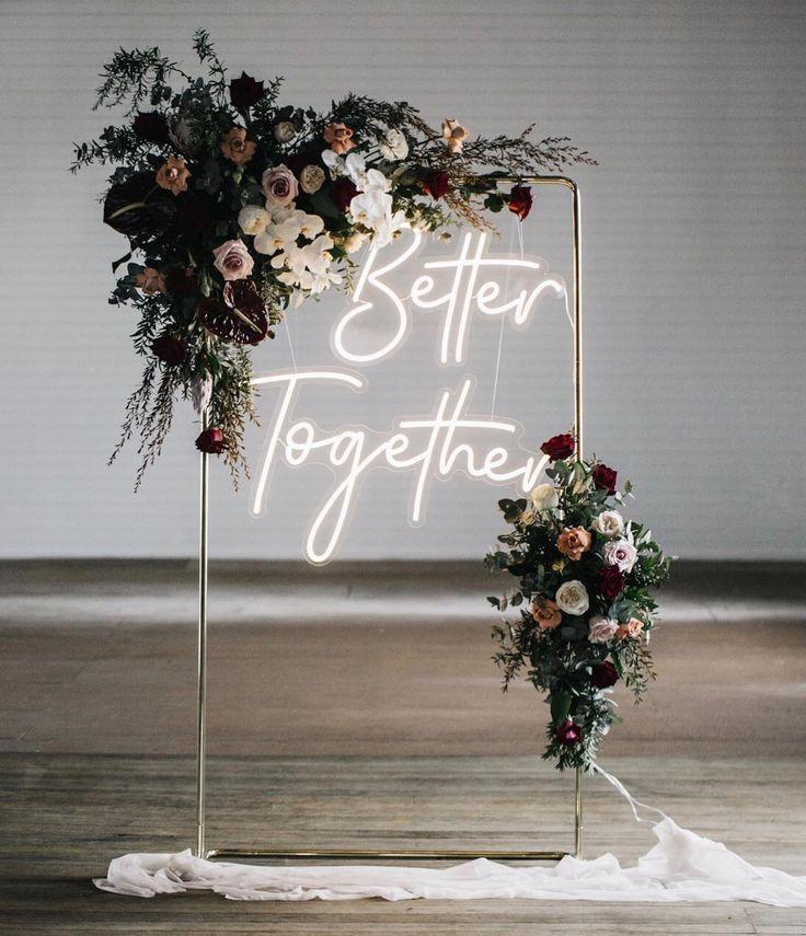 C'est la tendance de mariage la plus cool que vous verrez en 2019