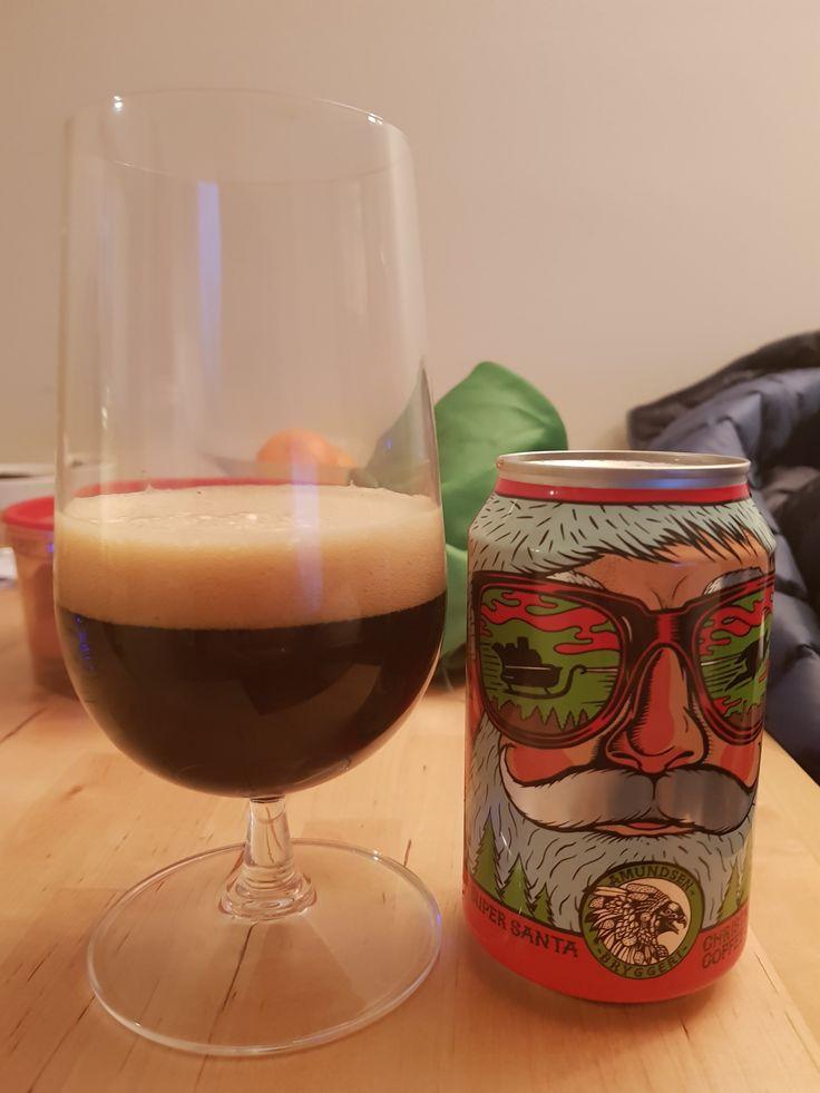 Super Santa by Amundsen Bryggeri