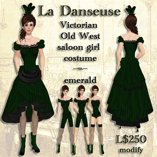 saloon girl costume - Google Search