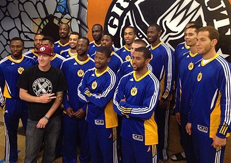THE OFFICIAL SITE OF THE NBA DEVELOPMENT LEAGUE: Santa Cruz Warriors