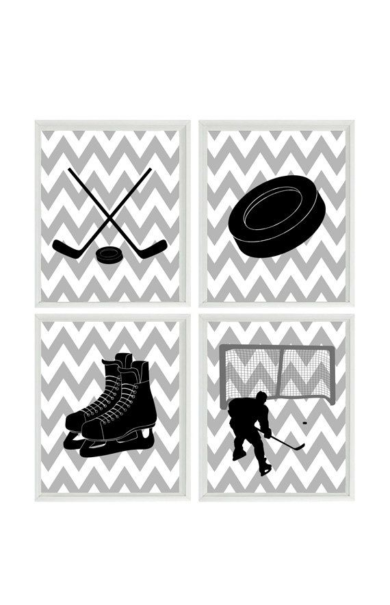 Hockey Bedroom Decor Canada: 25+ Best Ideas About Ice Hockey Sticks On Pinterest