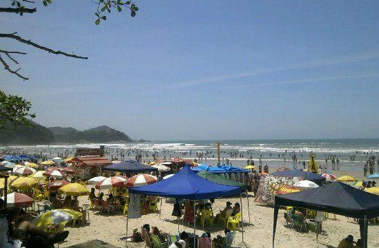 Melhores Praias em Ubatuba - praia grande
