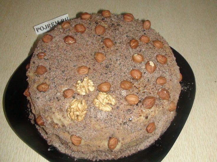 Простые рецепты бисквитных тортов