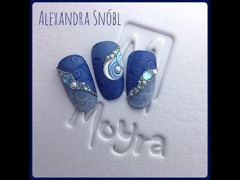 (350) Топ идей новинки дизайна ногтей))) Top ideas of new nail design! Super fresh new nail designs! - YouTube