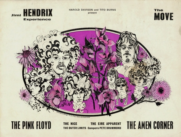 1967 Concert Poster