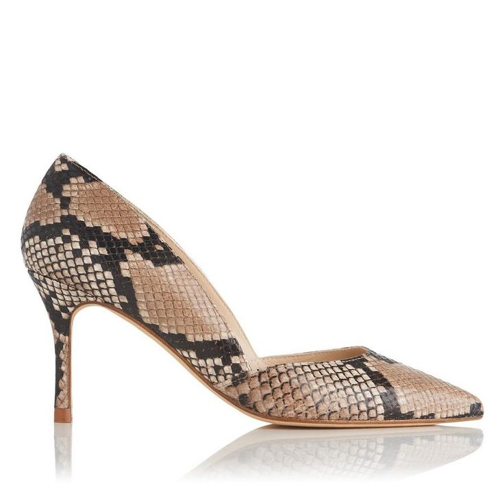 Elena Animal Print Courts | Shoes | L.K.Bennett