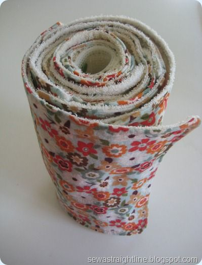 DIY reusable paper towels! This can save a lot of $$$!!
