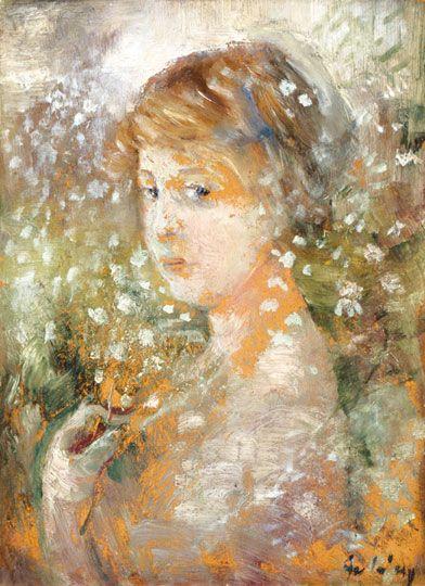 Gulácsy, Lajos (1882-1932) Sweet briar, 1910-1911