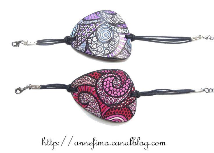 Bonjour à tou(te)s! Un petit article vite-fait--bien-fait pour vous présenter les colliers et bracelets que j'ai offerts aux maîtresses et...