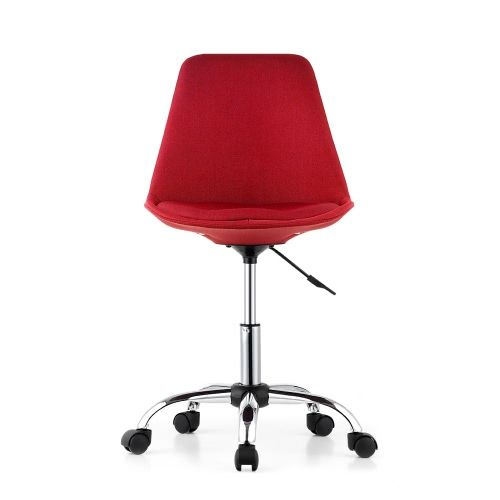 Buy best red iKayaa Adjustable Home Office Desk Chair from LovDock.com. Buy affordable and quality Office Chairs online, various discounts are waiting for you