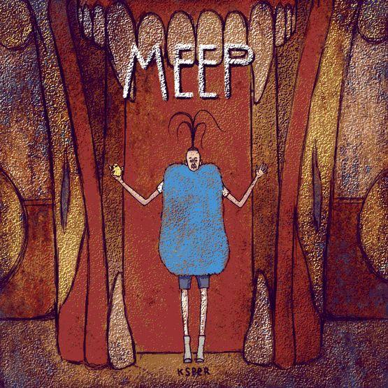 KSPER — MEEP, from American Horror Story - Freakshow.