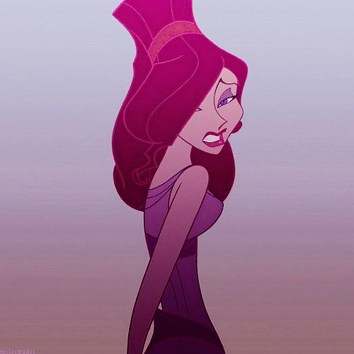 My friends call me Meg, at least they would if I had any!! Love her