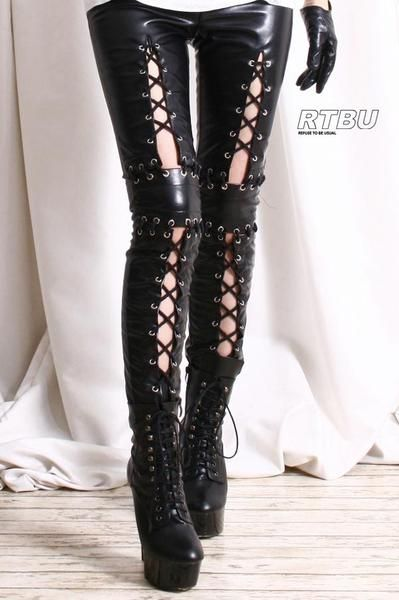 Visual Kei Leggings