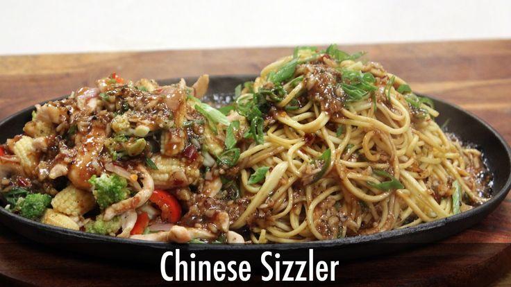 Chinese Sizzler | Sanjeev Kapoor Khazana