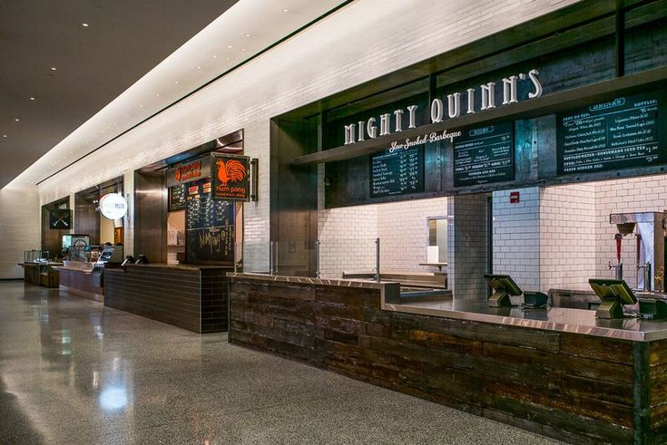 Hudson Eats, the All-Star Food Hall at Brookfield Place