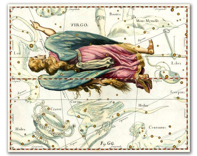 Symbolsysteme: Die Sonne tritt in die Jungfrau ein - Der Countdow...