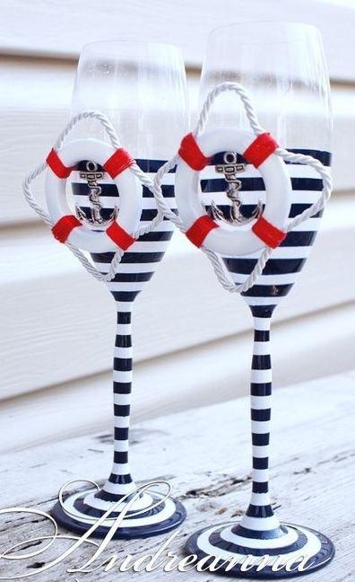 Anchor Glasses . andreanna . uploaded by user