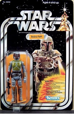 Boba Fett action figure