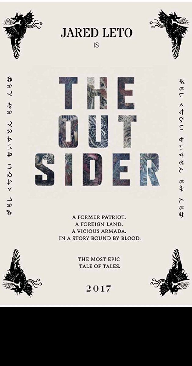 The Outsider (2018) Full Movie Online Free {hd.1080p}