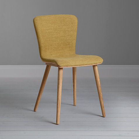 Buy John Lewis Maya Upholstered Dining Chair Online At Johnlewis