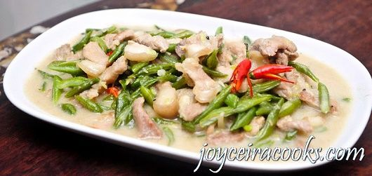 how to cook bicol express tagalog
