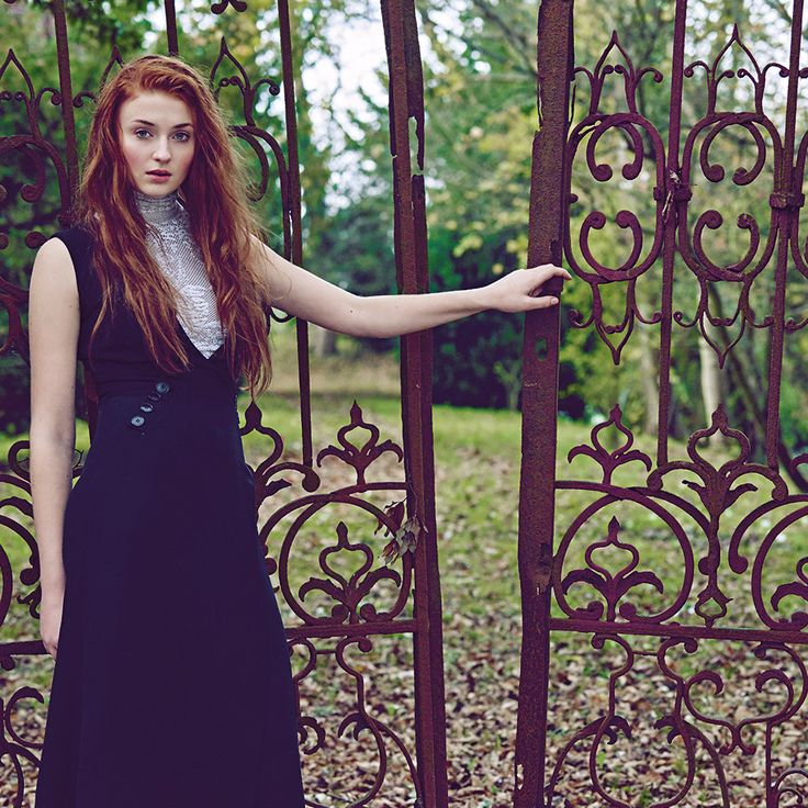An Interview with Sophie Turner of Game of Thrones for the Spring 2015 issue of Town & Country | Town & Country Magazine UK