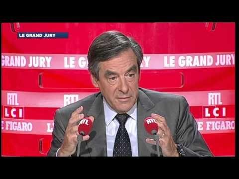 La Politique Le Grand Jury du 29 juin 2014 - François Fillon - 1e partie - http://pouvoirpolitique.com/le-grand-jury-du-29-juin-2014-francois-fillon-1e-partie/