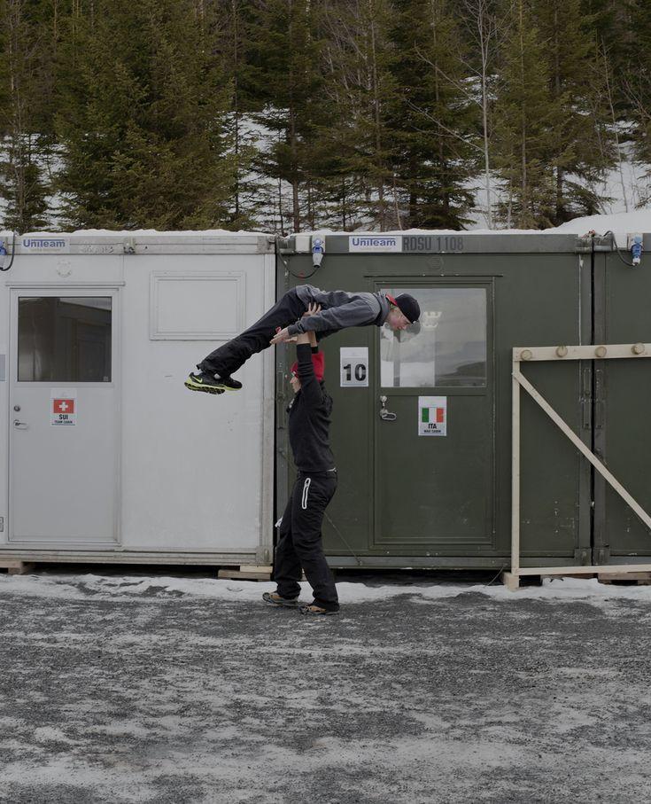Ski Flying: Vikersund on NOWNESS.com