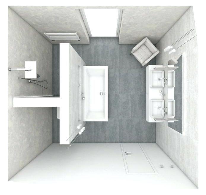 6m2 Badezimmer Grundriss Google Suche Mit Bildern Badezimmer