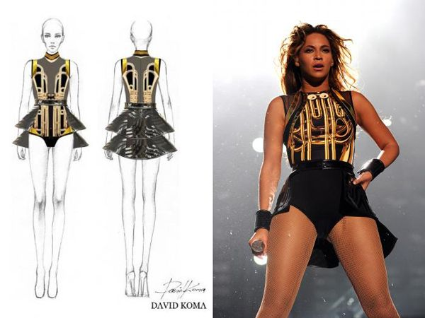 Beyoncé Mrs. Carter Tour