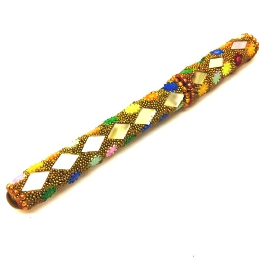Gold Mirror Embellished Pen-£1.50 #prettytwisted #stationary #embellished http://prettytwistedonline.co.uk/product/gold-mirror-pen/