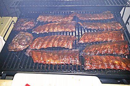 Köstliche BBQ Spareribs für Smoker und Backofen (inkl. Soße und Gewürzmischung) 18