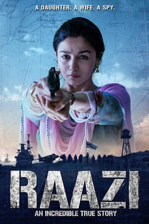 Raazi 2018 Bdrip Full Movies English Subtitles Hindi Movie For