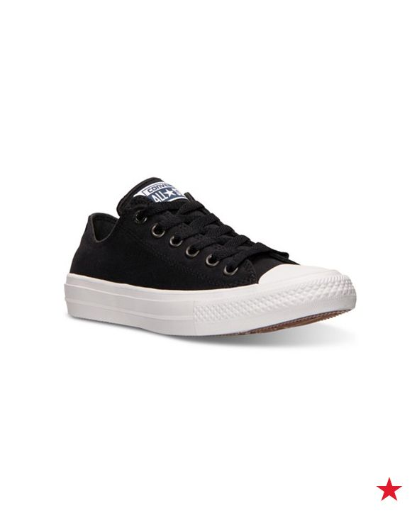 Converse Women's Chuck Taylor All Star II Ox Casual Sneakers from Finish  Line  Finish Line Athletic Sneakers  Shoes  Macy's