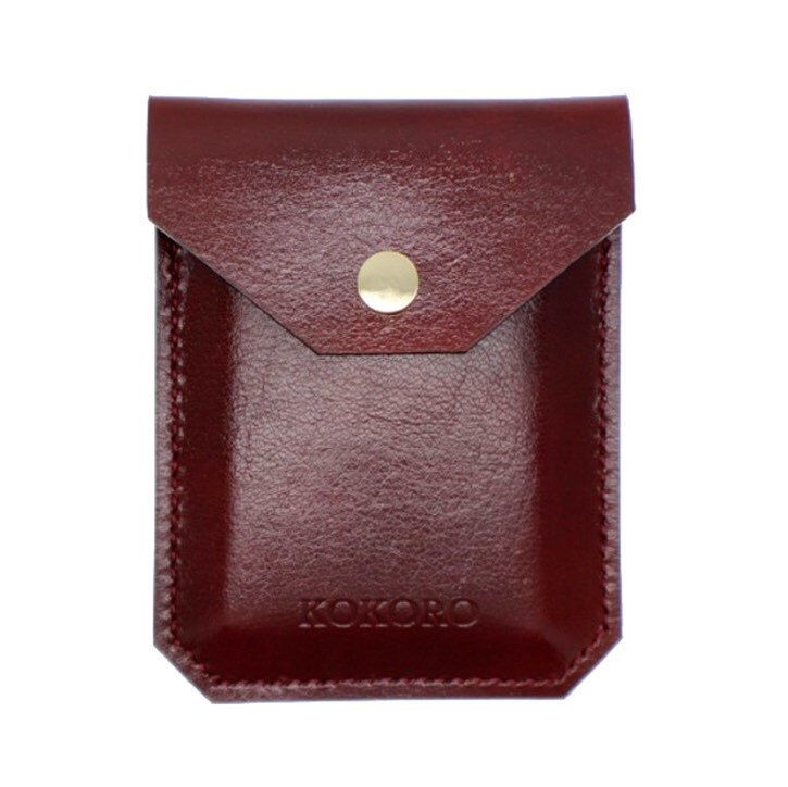 To be truly polite, the card should be removed from a leather or professional business card. It is best to stand up when exchanging business cards . •PERSONALISED LEATHER BUSINESS CARD HOLDER  • VARIOUS CHOICES OF COLOURS • FREE ENGRAVED NAME